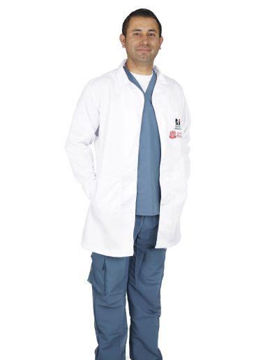 Bata Medico Caballero